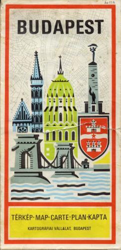 Budapest térkép