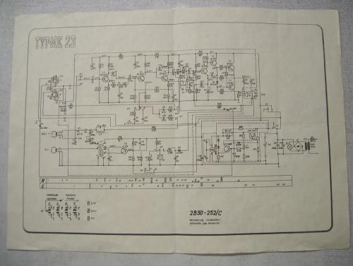 BRG MK-23 magnetofon