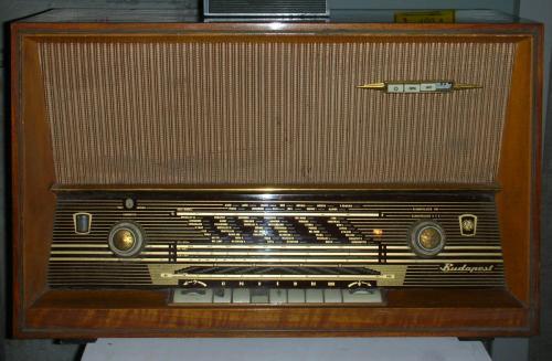 Budapest rádió