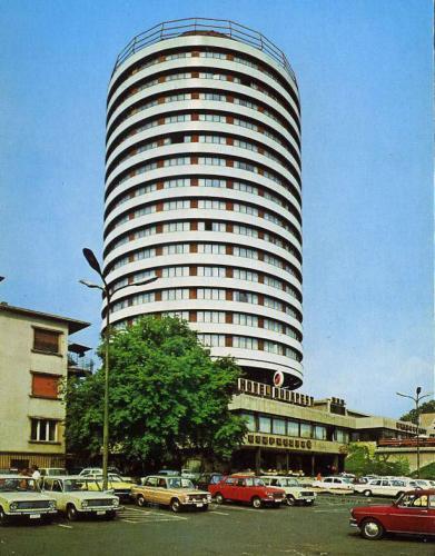 Hotel Budapest Körszálló