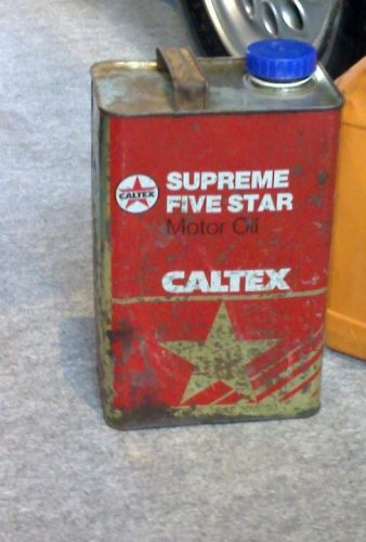 Caltex motorolaj