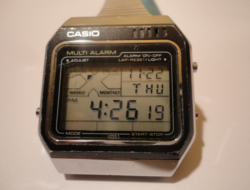 Casio kvarcóra - MM-400