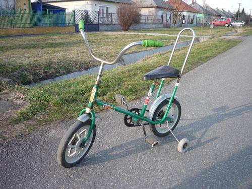 Orosz háromkerekű bicikli