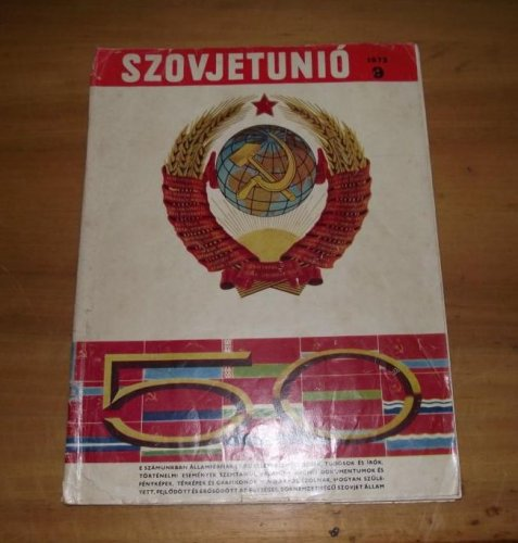 Ötven éves a Szovjetunió