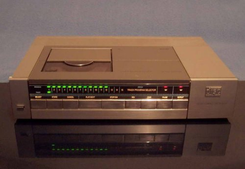 Philips CD-200 cdjátszó