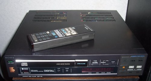 Sony CDP-102 cd játszó