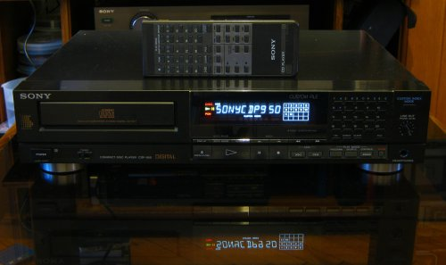 Sony CDP-950 cd játszó