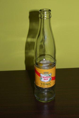 Canada Dry Tonic üdítő üveg