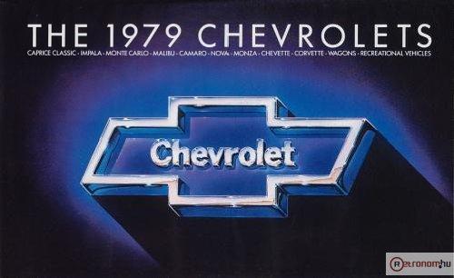 Chevrolet prospektus