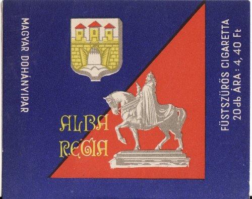 Alba Regia cigaretta