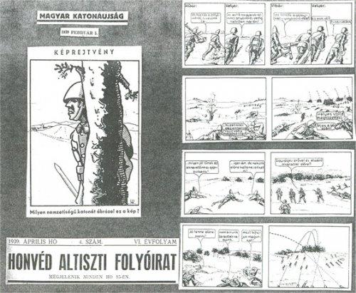 Honvéd Altiszti folyóirat