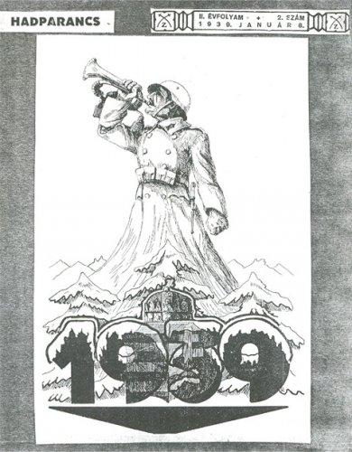 Hadiparancs 1939. január 8.