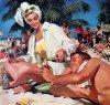 USA reklámgiccs az ötvenes években