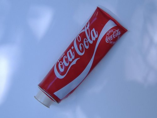 Coca-Cola tolltartó