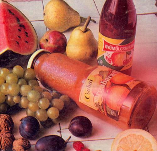 Csabai gyümölcslé