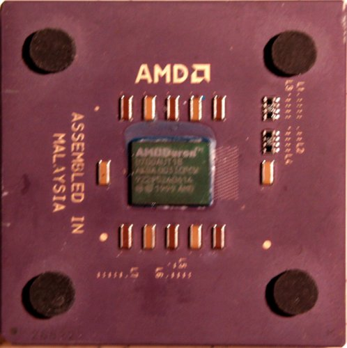 AMD processzor