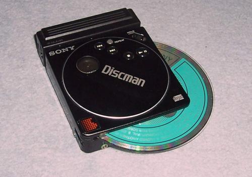 Sony Discman D-88
