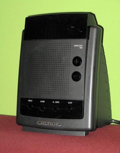 Grundig rádiós óra - Sono-Clock 900 DCF