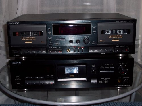 Sony DTC 790 DAT magnódeck