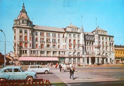 Debrecen Aranybika szálló