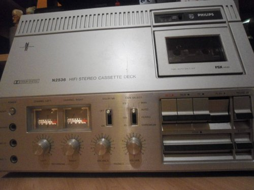 Philips Dolby-s deck