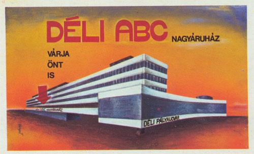 Déli ABC Nagyáruház