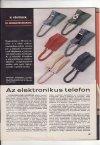 Elektronikus telefon