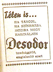 Desodor
