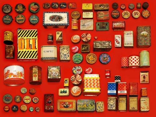 fém dobozok gyűjteménye 1900 -1980