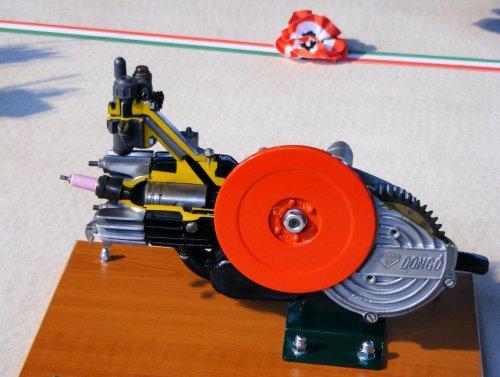 Dongo motor metszet