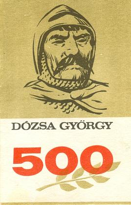 Dózsa 500 kártyanaptár