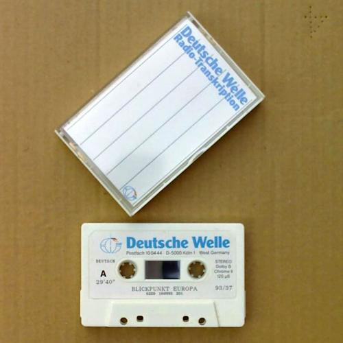 Deutsche Welle kazetta