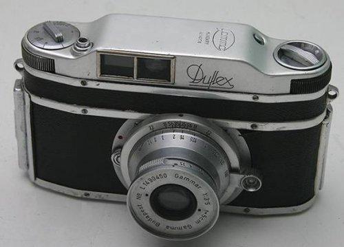 Duflex fényképezőgép