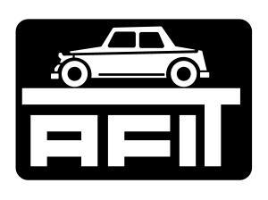 AFIT szerviz embléma