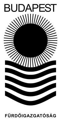 Fővárosi Fürdőigazgatóság embléma