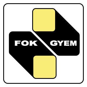 FOK-GYEM embléma