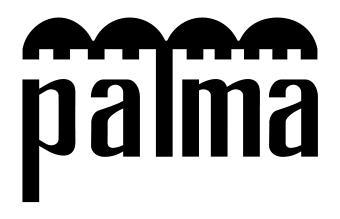 Palma Gumigyár emblémája
