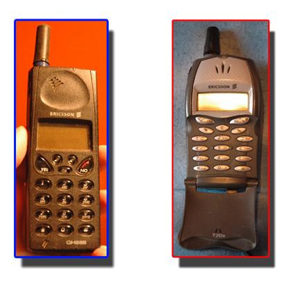 Ericsson telefonok, GH 688, T20