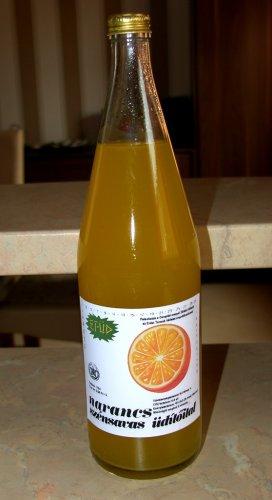 ET-ÜD narancs üdítő