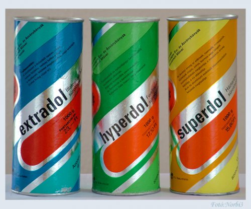 Extradol Hyperdol Superdol 1