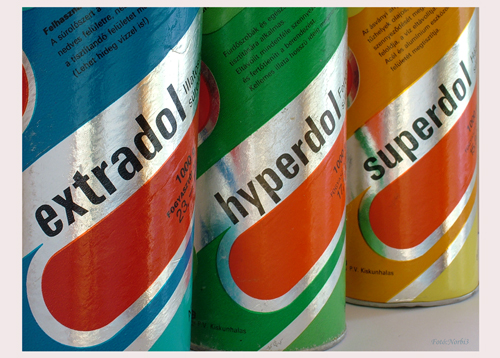 Extradol Hyperdol Superdol 2