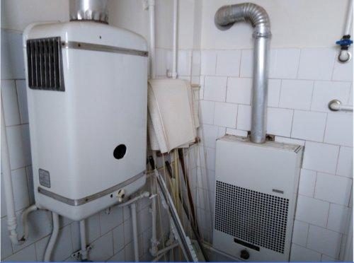Fég KV6 vízmelegítő