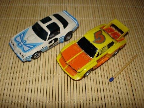 Faller H0 autóversenypálya készlet - modellvasúthoz
