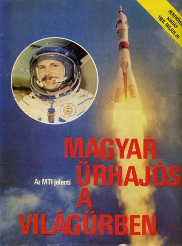 Magyar űrhajós