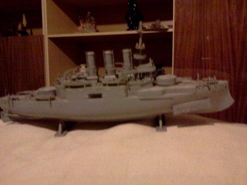 Patyomkin hajómodell
