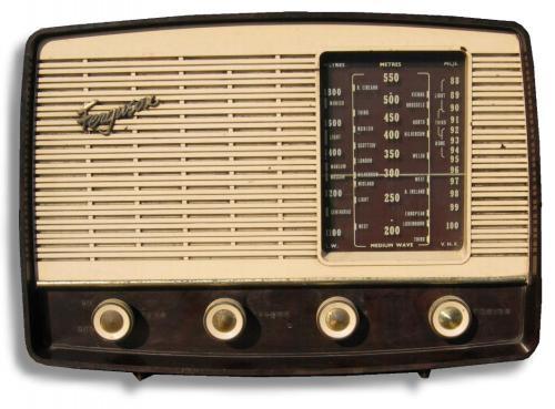 FERGUSON 621U  Angol rádió