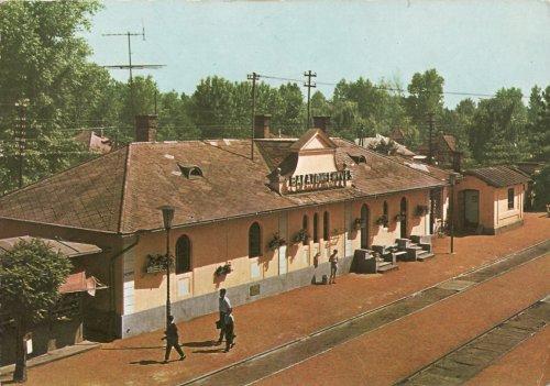 Balatonfenyves vasútállomás