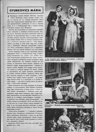 Gyurkovics Mária száz éve született