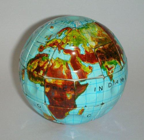 Lemezárugyári Földgömb