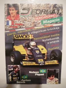 Forma-1 magazin